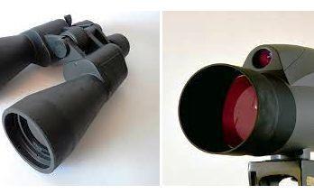 Binoculars vs. Spotting Scopes